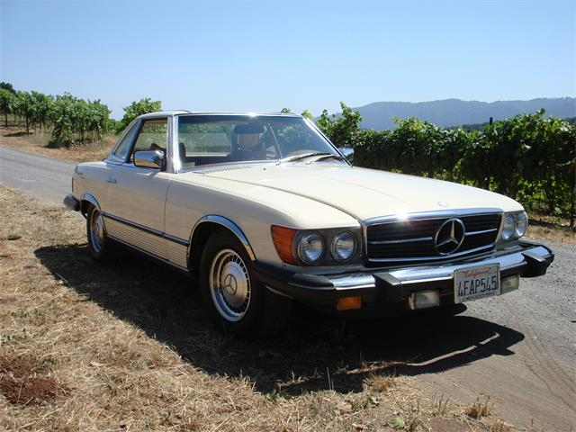 1978 Mercedes-Benz 450SL | 876398