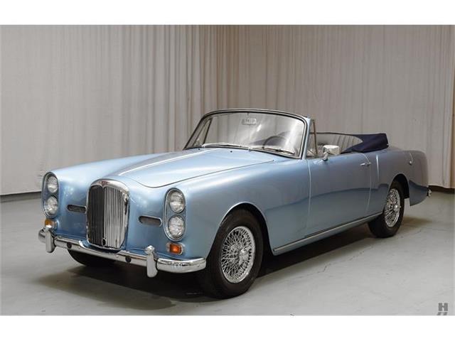 1964 Alvis TE21   870064
