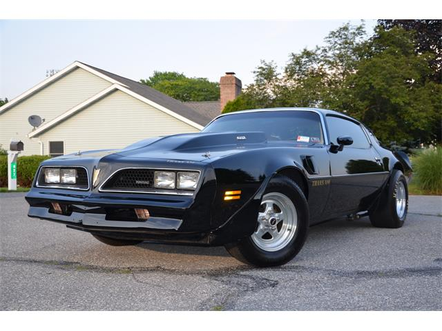 1977 Pontiac Firebird Trans Am | 876408