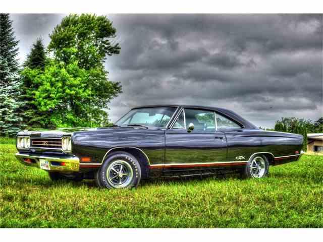 1969 Plymouth GTX | 876409