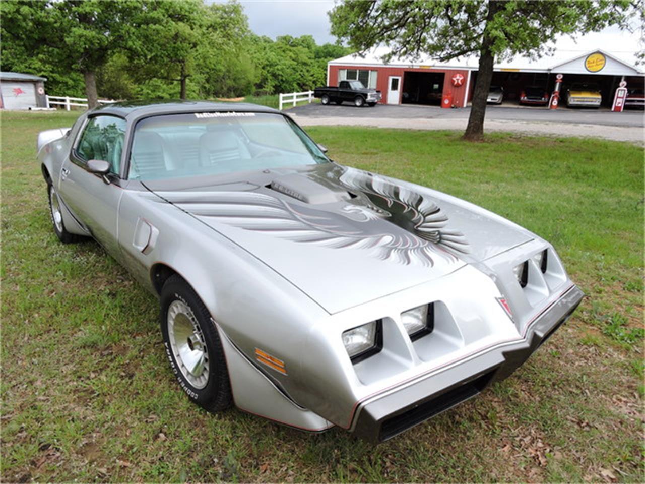 For sale 1979 pontiac firebird trans am in wilson oklahoma