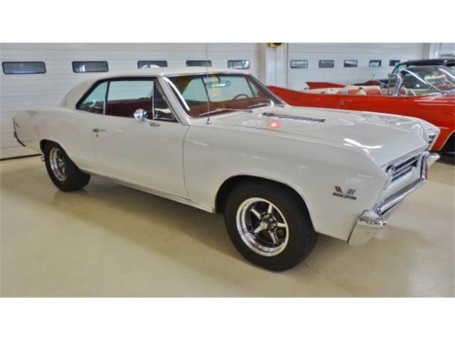 1967 Chevrolet Chevelle SS | 876427