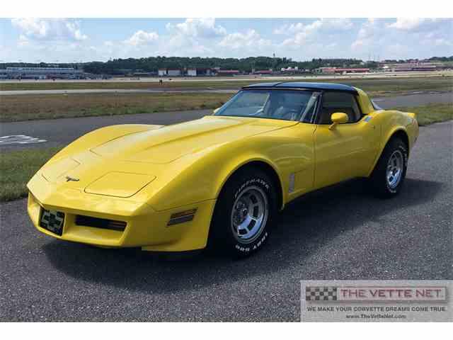 1980 Chevrolet Corvette | 876432