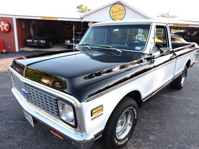 1972 Chevrolet Cheyenne | 876435