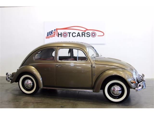 1957 Volkswagen Beetle | 876439
