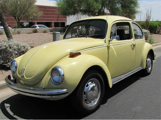 1971 Volkswagen Beetle | 876453