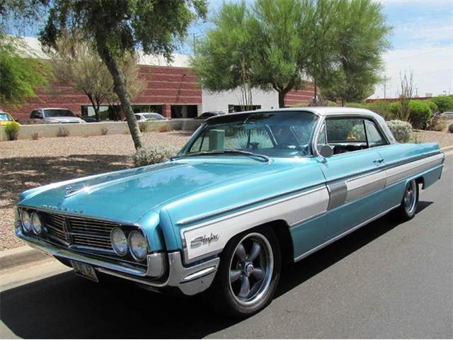 1962 Oldsmobile Starfire | 876455