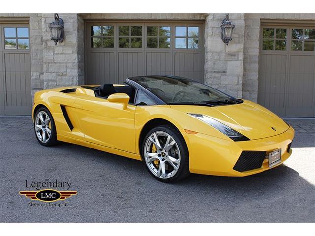 2008 Lamborghini Gallardo | 876467