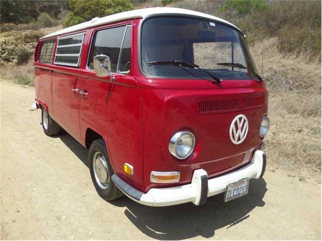 1971 Volkswagen Westfalia Camper | 876468