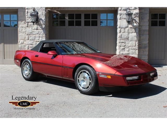 1986 Chevrolet Corvette | 876471