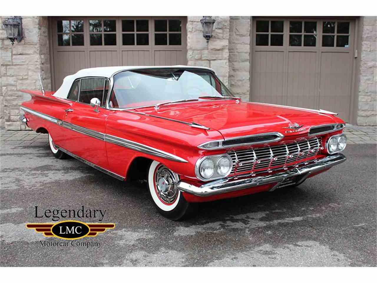 1959 chevrolet impala for sale cc 876472. Black Bedroom Furniture Sets. Home Design Ideas