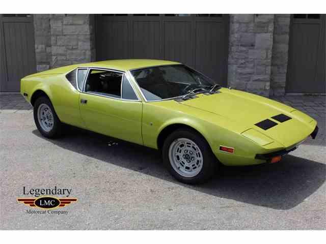 1972 DeTomaso Pantera | 876473