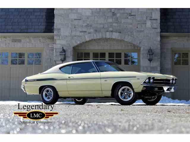 1969 Chevrolet Chevelle | 876477