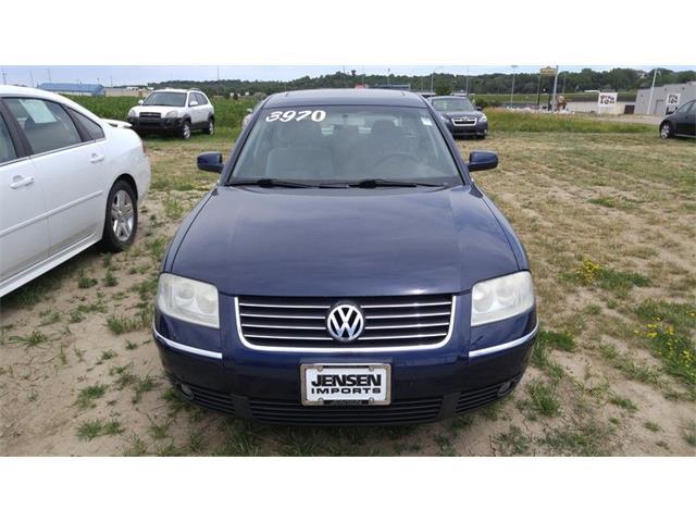 2001 Volkswagen Passat | 876487