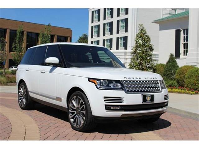2014 Land Rover Range Rover | 870065