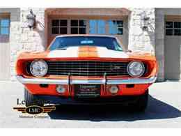 1969 Chevrolet Camaro Z28 for Sale - CC-876500
