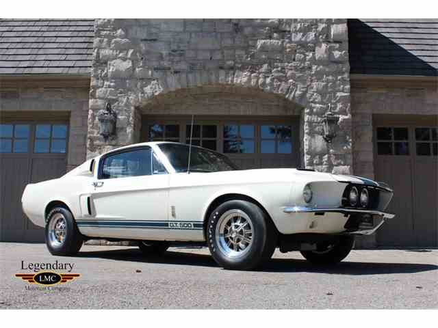 1967 Shelby GT500 | 876504