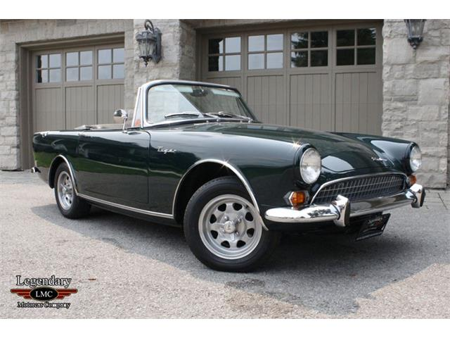 1967 Sunbeam Tiger Mark II | 876506