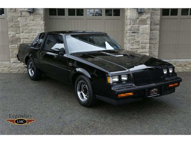 1987 Buick Grand National | 876508