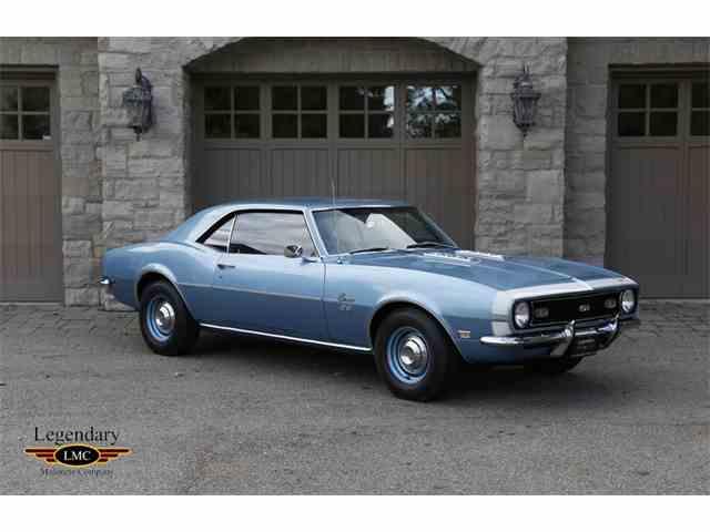 1968 Chevrolet Camaro SS | 876516