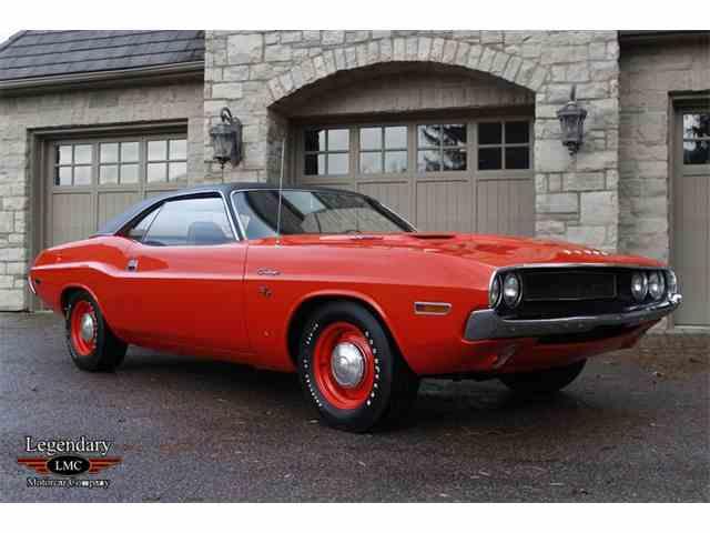 1970 Dodge Challenger R/T | 876520