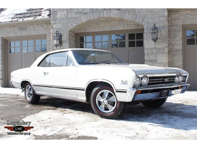 1967 Chevrolet Chevelle SS | 876523