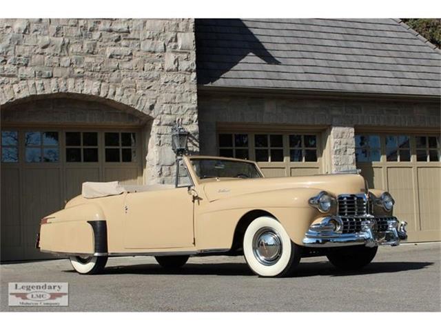 1947 Lincoln Continental | 876528