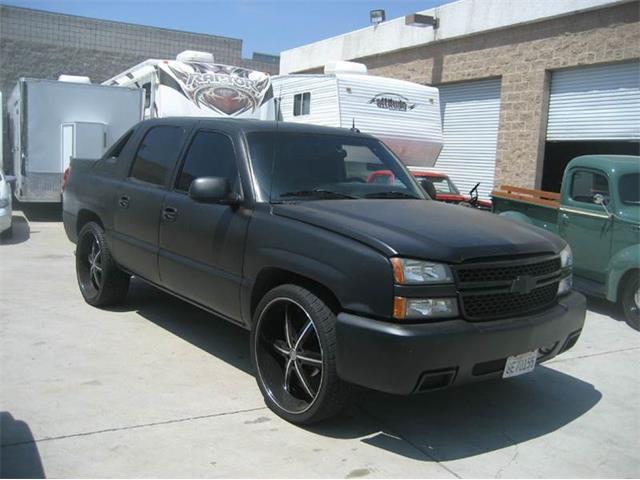 2002 Chevrolet Avalanche | 876529