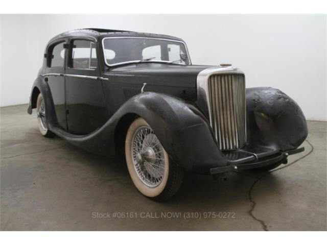 1948 Jaguar Mark IV | 876532
