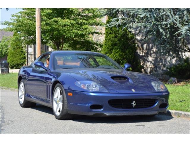 2002 Ferrari 575M Maranello | 876537