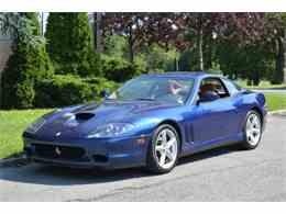 2002 Ferrari 575M Maranello for Sale - CC-876537