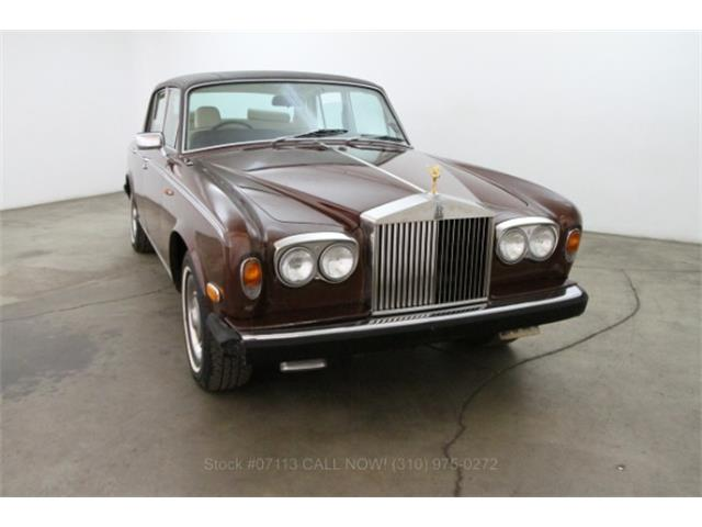 1978 Rolls-Royce Silver Shadow | 876541