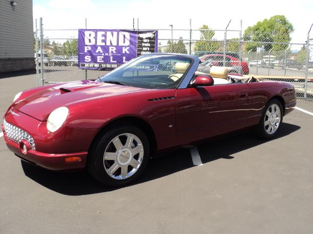2004 Ford Thunderbird | 876543