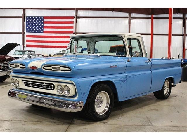 1961 Chevrolet Apache | 876545