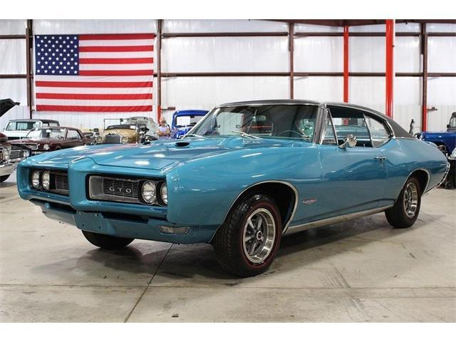 1968 Pontiac GTO | 876550