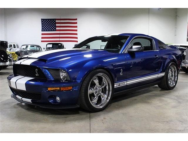 2007 Shelby GT500 | 876552