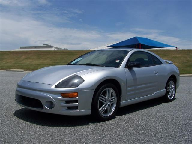 2003 Mitsubishi Eclipse GT 2d Coupe | 876556