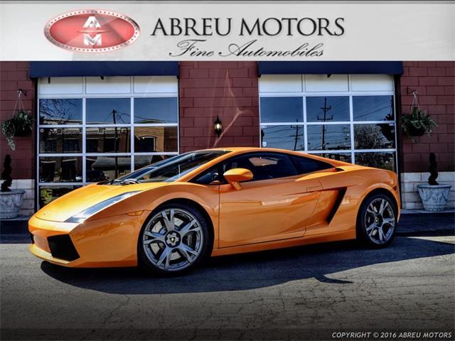 2008 Lamborghini Gallardo | 876557