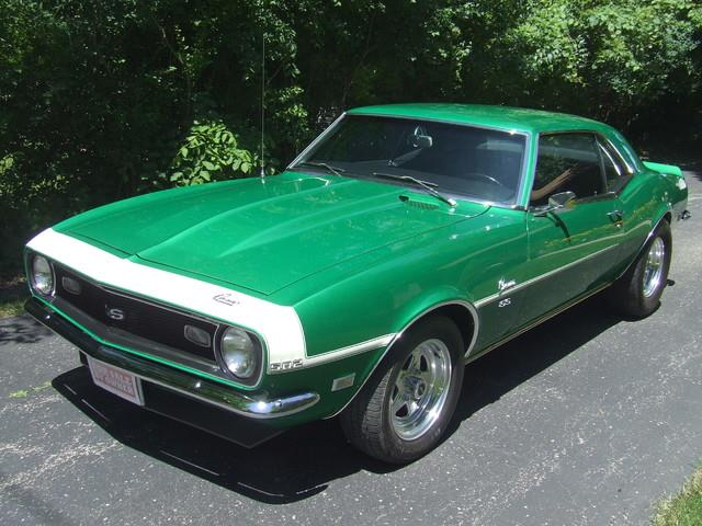 1968 Chevrolet Camaro | 876558