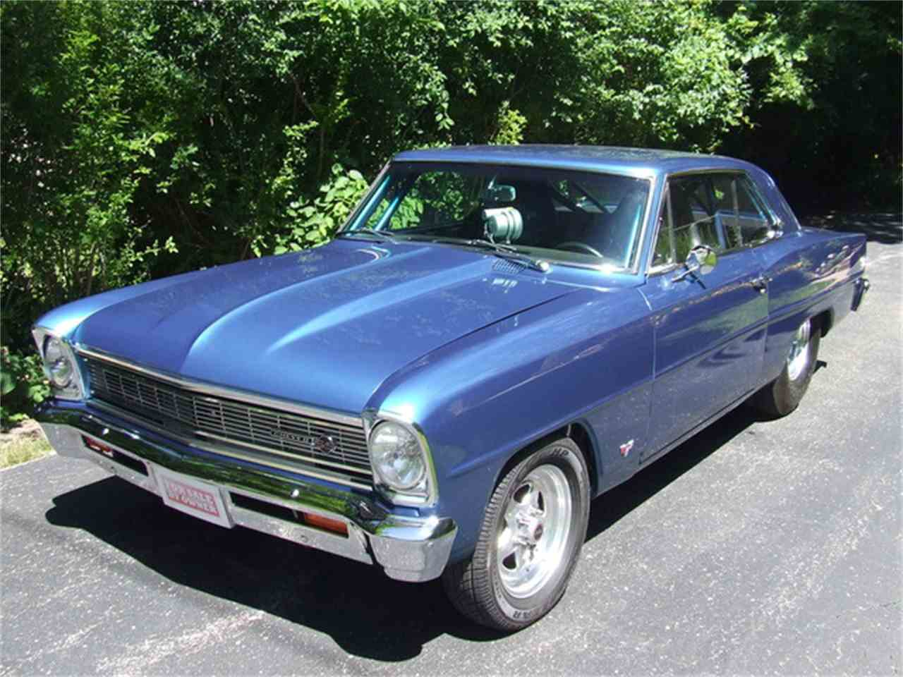Large Picture of '66 Nova - ISCV