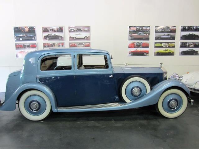 1935 Rolls-Royce 20/25 | 876566