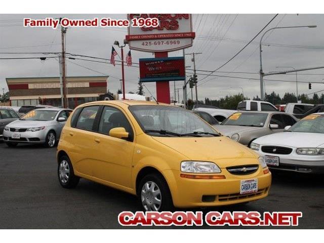 2007 Chevrolet Aveo | 876567