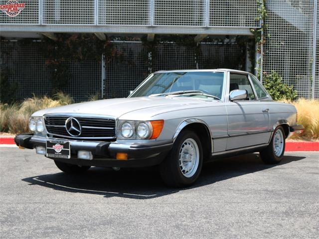 1984 Mercedes-Benz 280SL | 876570
