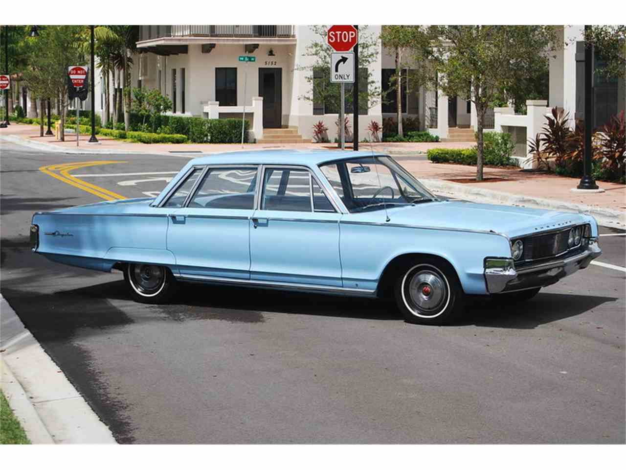 1965 chrysler newport for sale cc 876593. Black Bedroom Furniture Sets. Home Design Ideas