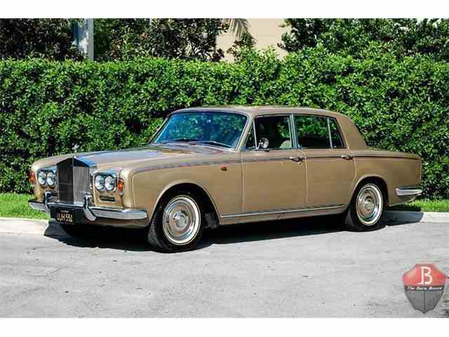 1967 Rolls-Royce Silver Shadow | 876594