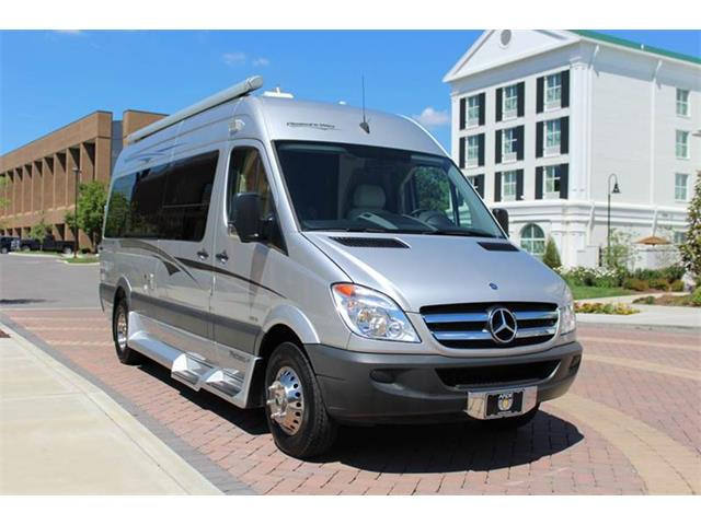 2013 Mercedes-Benz Sprinter by Pleasure-Way | 870066