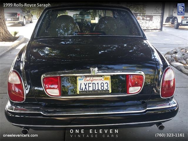 1999 Rolls-Royce Saraph | 876606