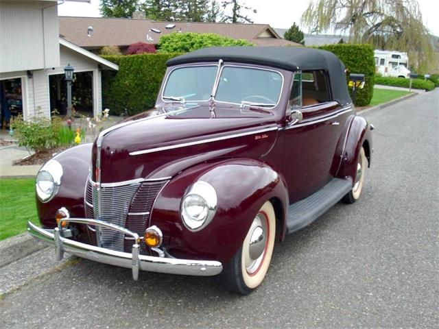 1940 Ford Deluxe | 876607