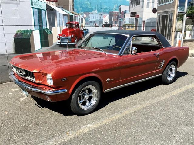 1966 Ford Mustang | 876608