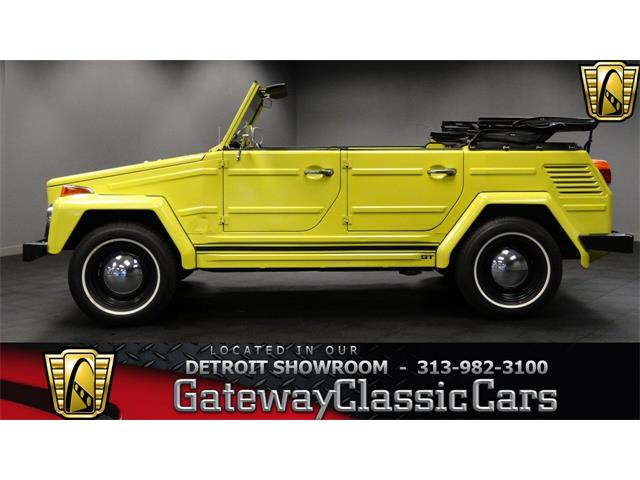 1973 Volkswagen Thing | 876617